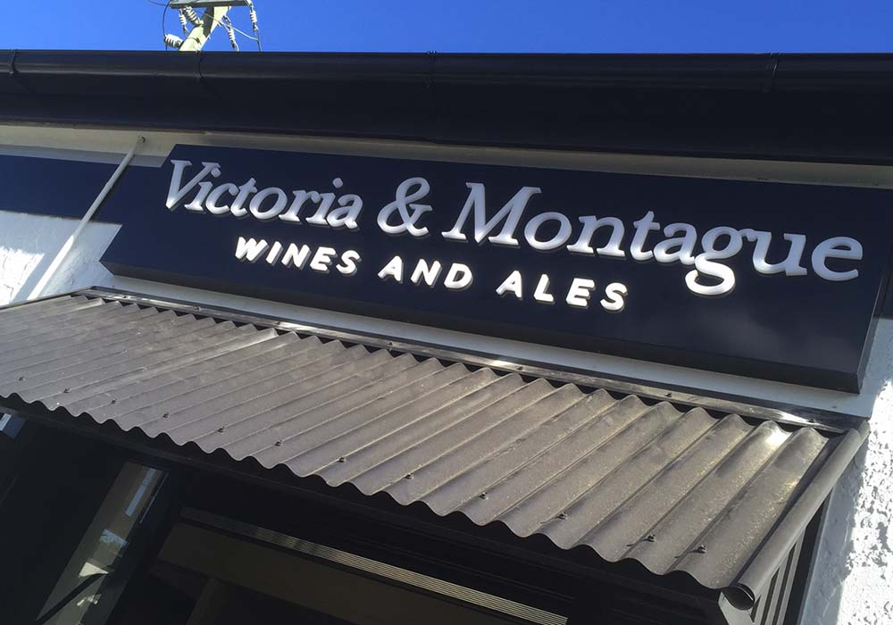 Victoria & Montague Wines and Ales