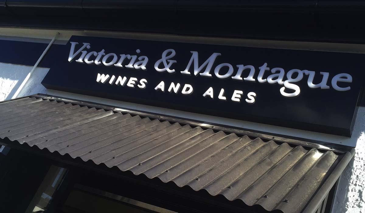 Montague Hotel Cellars